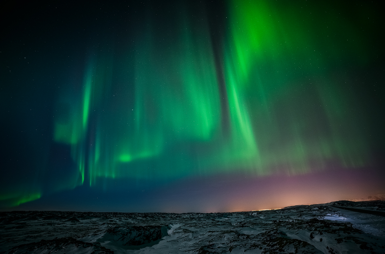 Iceland Photography Tour Autumn Northern Lights